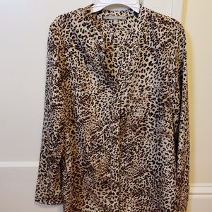 NY Collection size small blouse